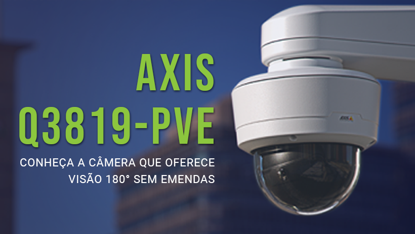 Axis Q3819-PVE